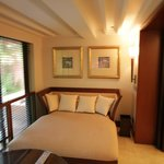 balcony / sitout in lagoon suite