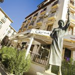 Fachada Carmela Restaurante Granada