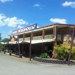 Lake Eacham ROADHOUSE.
