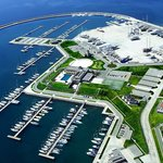 Altinkum's new marina