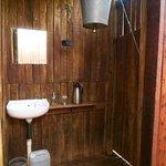 Mosethla Bush Camp shower