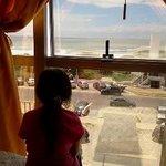 vista al mar desde el sky