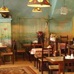 K2 Tea & Coffee place