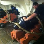Artillery in the USS Constitution