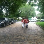 The redcoats!!