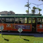 Historic tours of America, Trolly