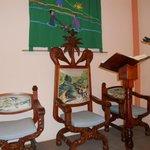 Iglesia San Jose Presiders Chair