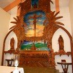 Iglesai San Jose Altar