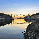 Oporto Douro bridge