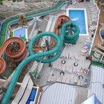 large water slides