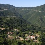 Panoramica di Gavigno