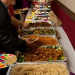 Sweet 16 catered by Great Wall Express