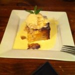 Sam Snead's Donut Bread Pudding - Delicious!