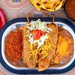 Chile Relleno Dinner