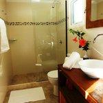 Banheiro do Apartamento Superior.