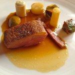 Schauenstein Schloss Restaurant Hotel照片