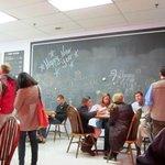 Funky blackboards