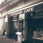 bienvenu au tapenade café
