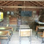 an old fashioned school room