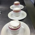 Our final day and Raspberry Souffle