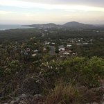 An easy climb up Emu Mountain for a great view.