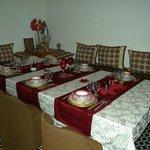 Une belle table fin d'année 2011/2012