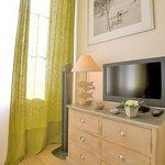 Chambre Oyat     Ecran plat et lecteur DVD intégré