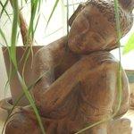 Bouddha du repos et de la sérénité