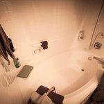 Aspen and Jasmine's Bath