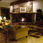 Great room w/fireplace