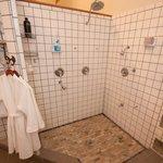 Eagle's Nest Shower
