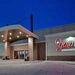 Younes Conference Center where it all happens and across from the Hampton Inn Kearney NE