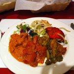 Buffet dinner at Regency