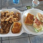 great Bahamian Food