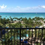 View From our Balcony - Romm 836