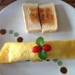 tasty omelet