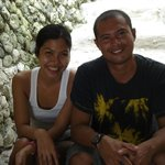 Aleli and partner Arandi(not sure of spelling)