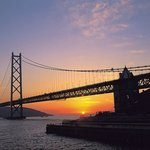 明石海峡大橋がご覧いただけます。