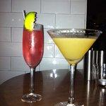 cocktails at Mudcrab