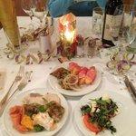 31-Dec-2012 Dinner - from buffet