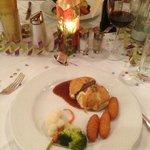 31-Dec-2012 Dinner - main dish (pork fillet)