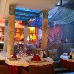 Marocco restaurant