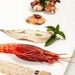 Il mare a tavola, parte prima: crudi e marinati