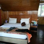 club attic room. .. complete wooden room