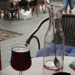 The Sangria is worth a try as its either a litre or half its what you dare drink?