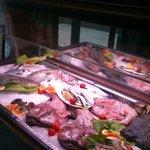 il frigo pesce