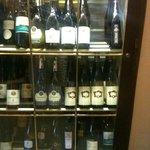 il frigo dei vini
