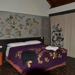 Jepun villa. bedroom