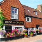 Rose and Crown in Burwash