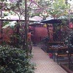 Der Frühstücksgarten
